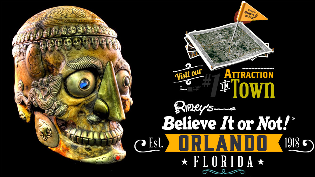 ripley s believe it or not museum great orlando discount tickets