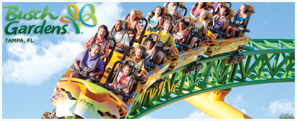 Busch Gardens Discount Tickets. Busch Gardens Tampa Bay Ideas