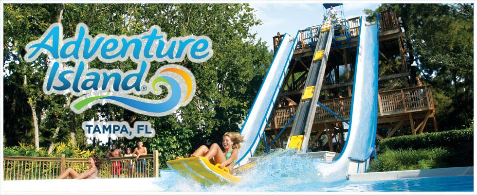 Adventure Island Water Park Tickets Great Orlando Discount Tickets